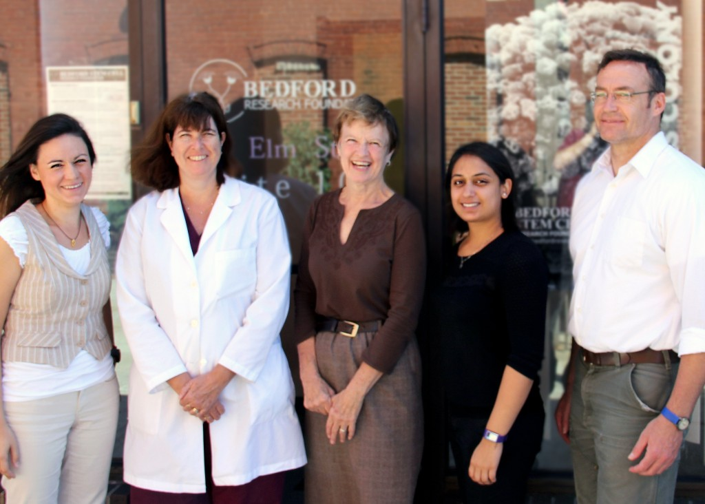 Bedford Research Staff