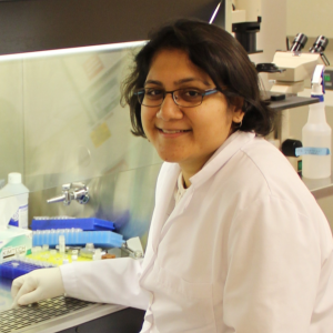 Dr. Aparajita Chatterjee